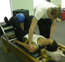pilates cintura escapular